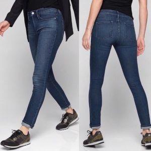 Athleta • Sculptek Hi Rise Skinny Jeans